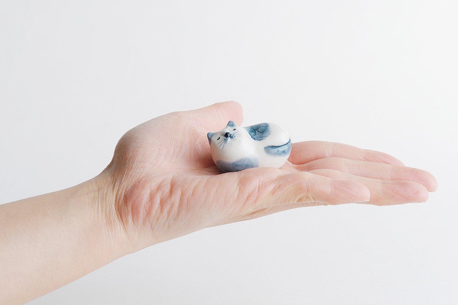 箸置き - ネコ
