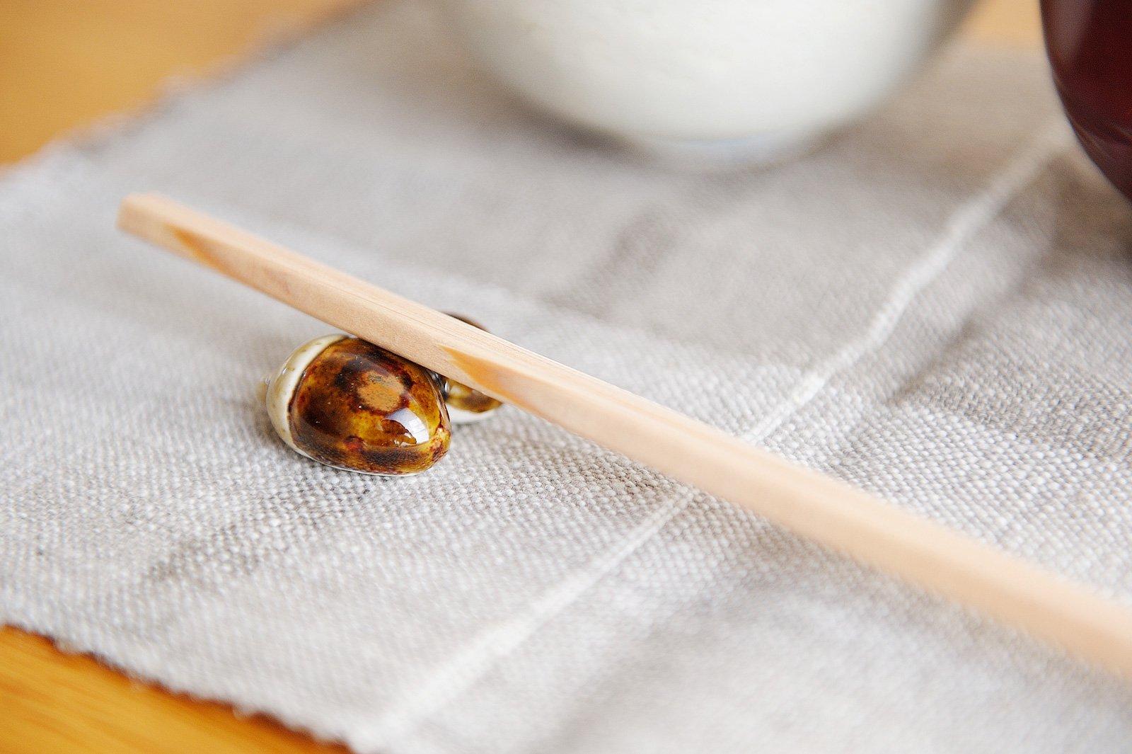 箸置き - ドングリ