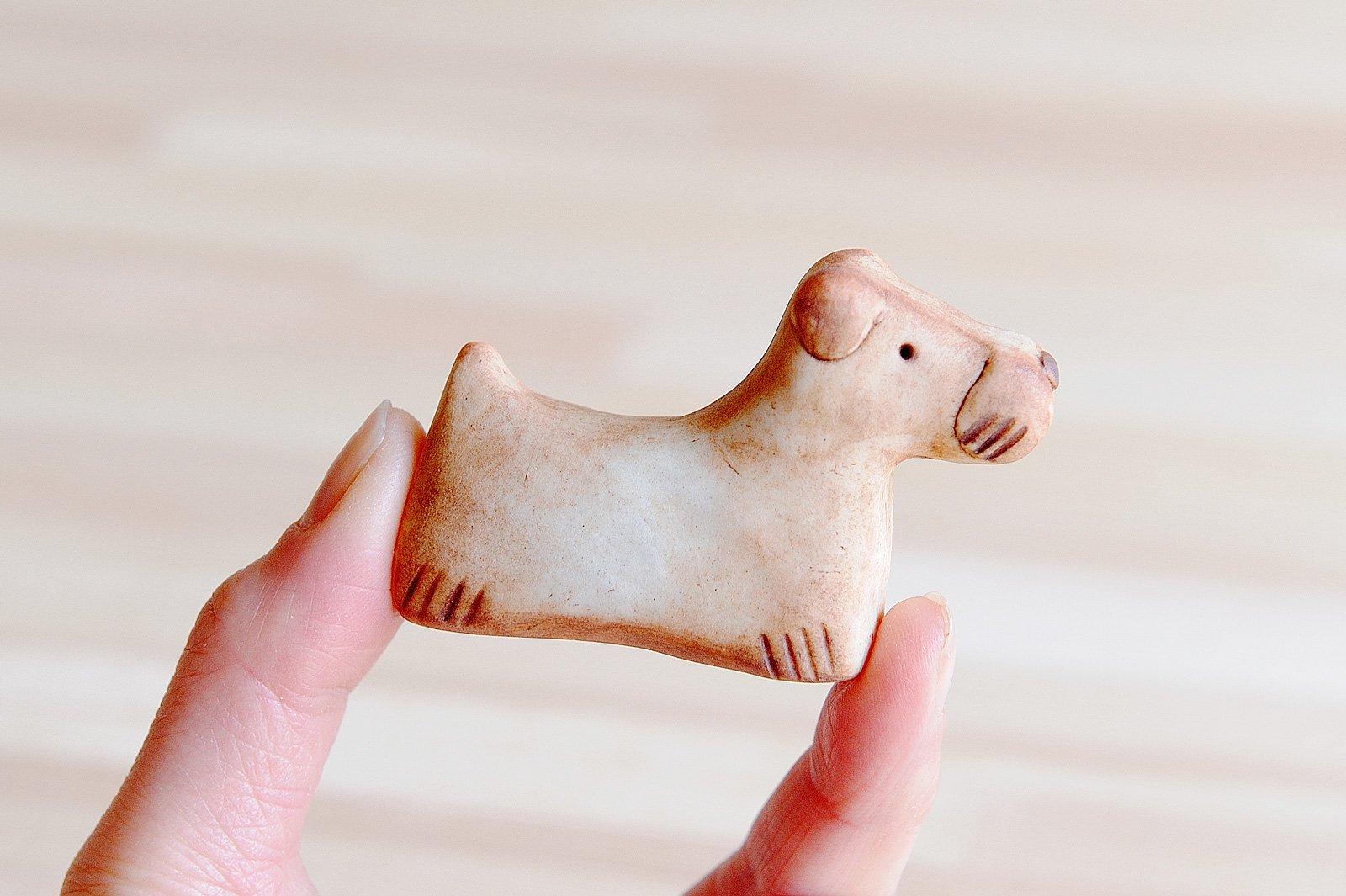 ミニオブジェ - 犬・テリア