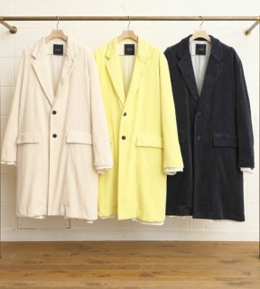 <img class='new_mark_img1' src='https://img.shop-pro.jp/img/new/icons16.gif' style='border:none;display:inline;margin:0px;padding:0px;width:auto;' />UNUSED - Corduroy Coat
