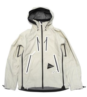 and wander - e vent jacket