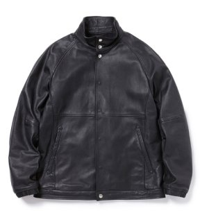 <img class='new_mark_img1' src='https://img.shop-pro.jp/img/new/icons50.gif' style='border:none;display:inline;margin:0px;padding:0px;width:auto;' />nonnative - COACH JACKET COW LEATHER