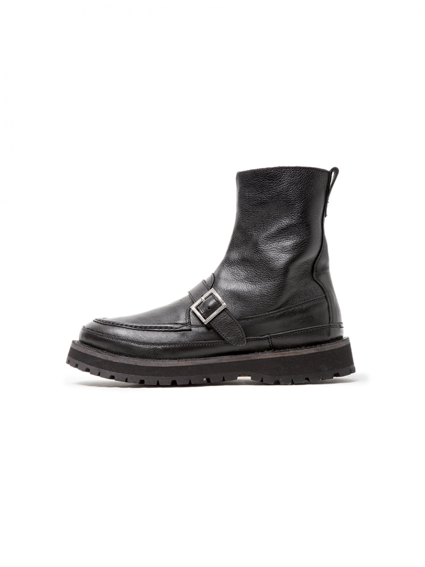 <img class='new_mark_img1' src='https://img.shop-pro.jp/img/new/icons50.gif' style='border:none;display:inline;margin:0px;padding:0px;width:auto;' />nonnative - HUNTER ZIP UP BOOTS COW LEATHER