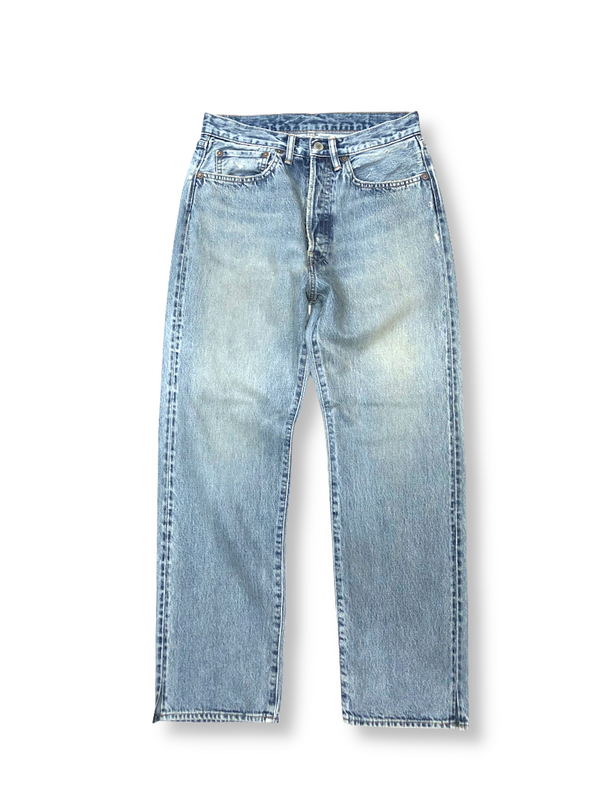 <img class='new_mark_img1' src='https://img.shop-pro.jp/img/new/icons50.gif' style='border:none;display:inline;margin:0px;padding:0px;width:auto;' />UNUSED - 13oz denim pants