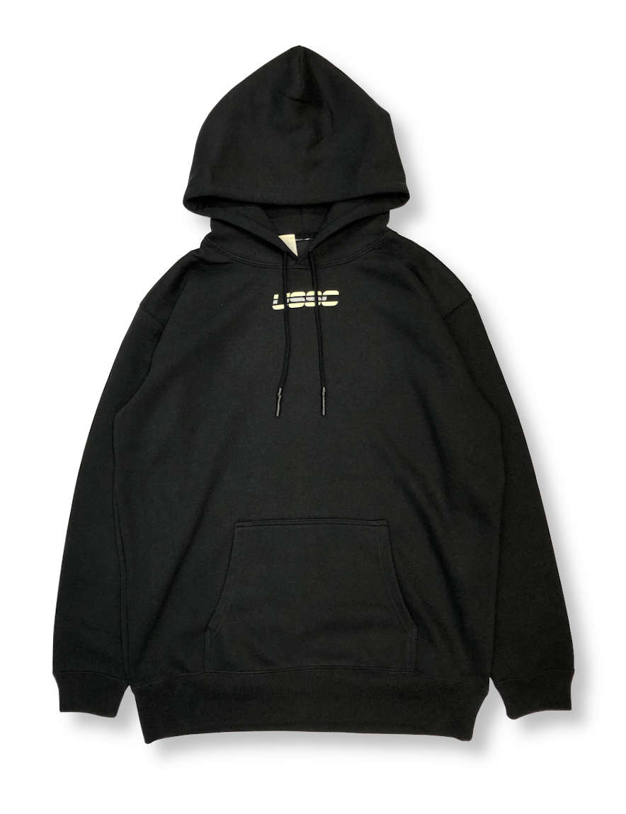 <img class='new_mark_img1' src='https://img.shop-pro.jp/img/new/icons1.gif' style='border:none;display:inline;margin:0px;padding:0px;width:auto;' />N.HOOLYWOOD - HOODED PARKA (BLACK)