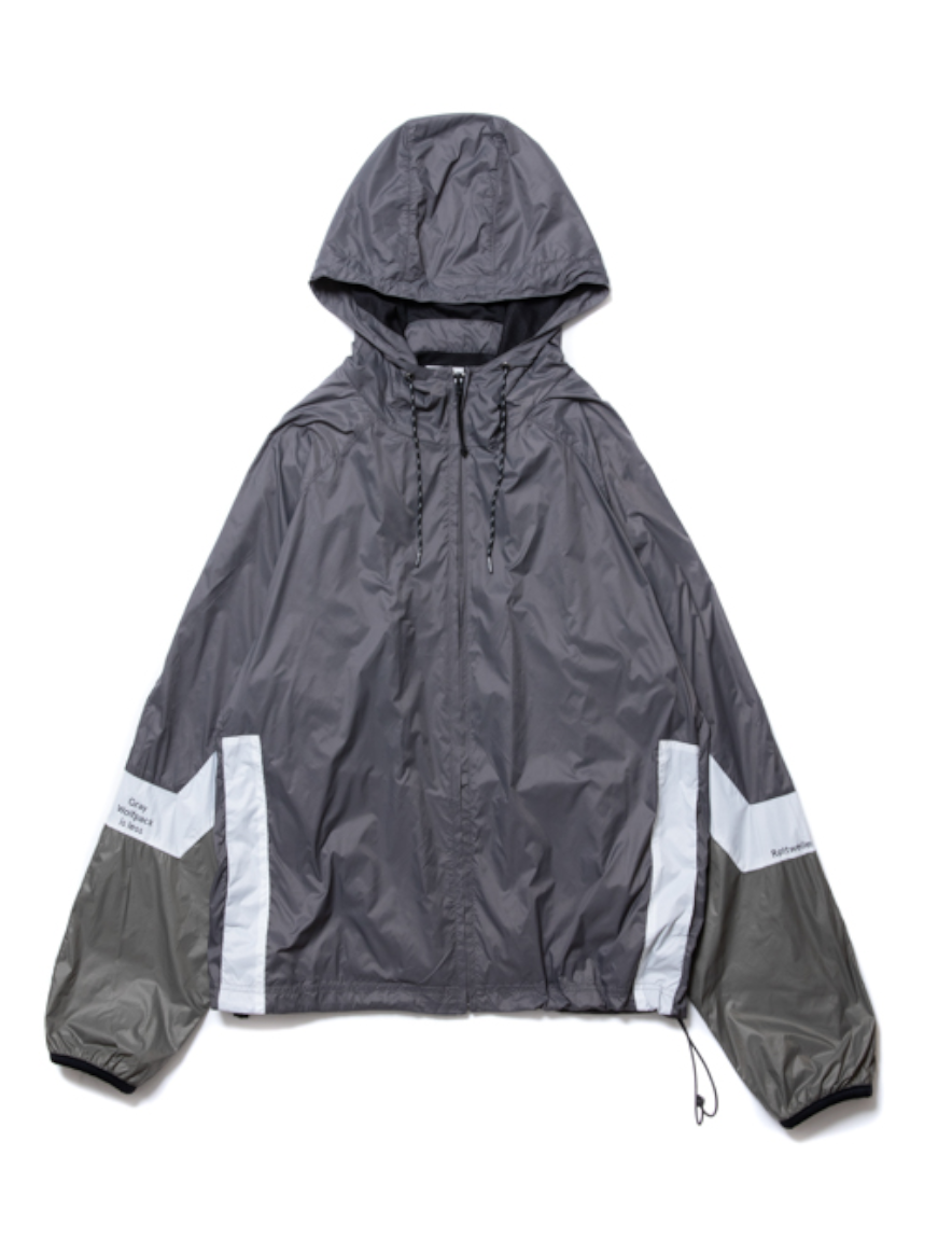 <img class='new_mark_img1' src='https://img.shop-pro.jp/img/new/icons1.gif' style='border:none;display:inline;margin:0px;padding:0px;width:auto;' />ROTTWEILER - ZIP PANEL FOODED BLOUSON