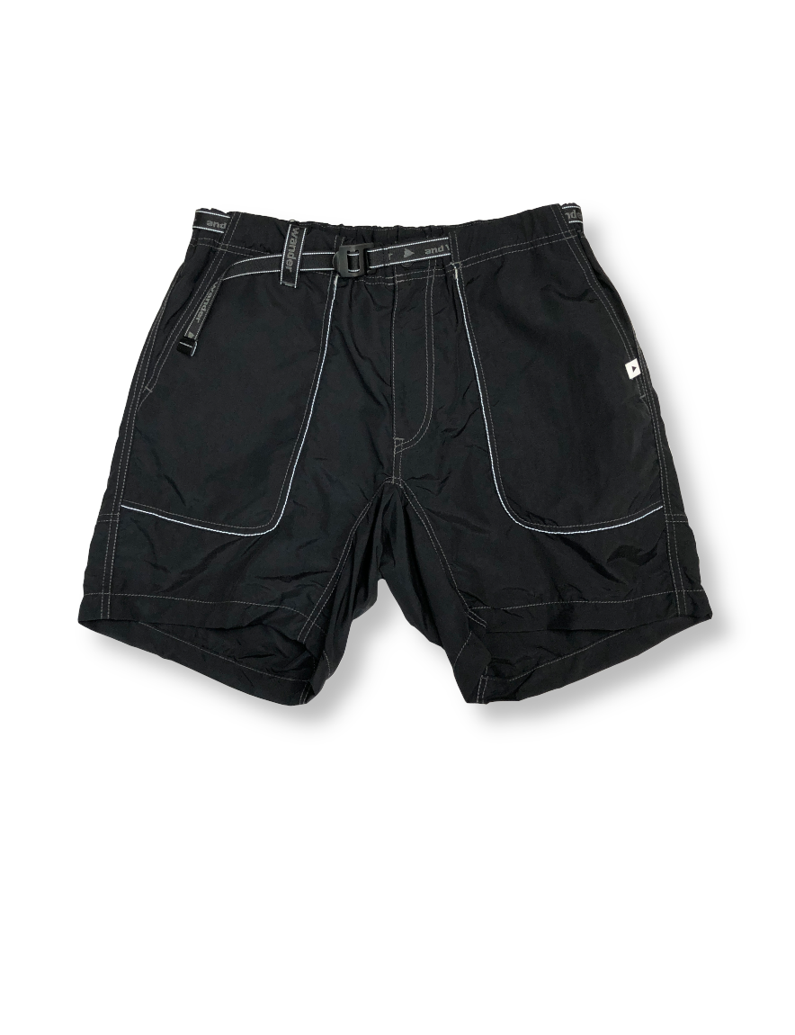 <img class='new_mark_img1' src='https://img.shop-pro.jp/img/new/icons1.gif' style='border:none;display:inline;margin:0px;padding:0px;width:auto;' />and wander - nylon climbing short pants