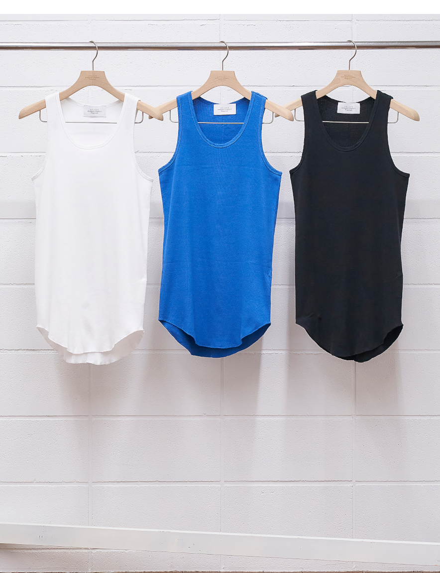 <img class='new_mark_img1' src='https://img.shop-pro.jp/img/new/icons1.gif' style='border:none;display:inline;margin:0px;padding:0px;width:auto;' />UNUSED -  tank top (men's)