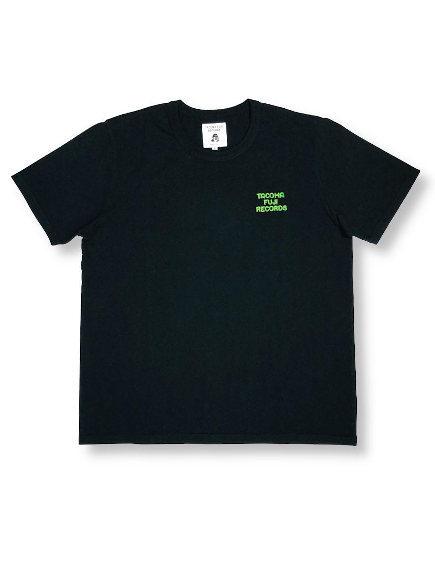 <img class='new_mark_img1' src='https://img.shop-pro.jp/img/new/icons50.gif' style='border:none;display:inline;margin:0px;padding:0px;width:auto;' />TACOMA FUJI RECORDS / TACOMA FUJI ZEBRA LOGO embroidery Tee designed by Jerry UKAI