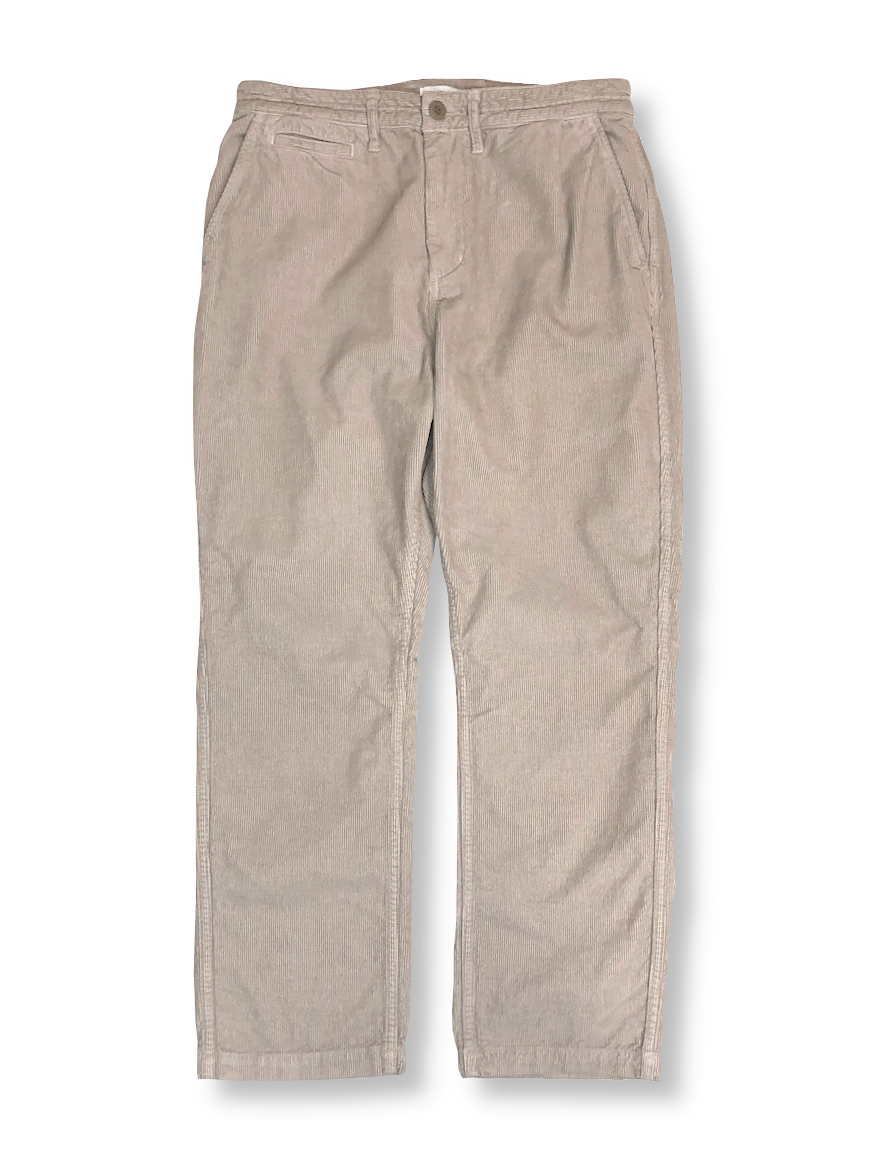 <img class='new_mark_img1' src='https://img.shop-pro.jp/img/new/icons1.gif' style='border:none;display:inline;margin:0px;padding:0px;width:auto;' />nonnative - DWELLER CHINO TROUSERS USUAL FIT COTTON CORD OVERDYED (MOLE)