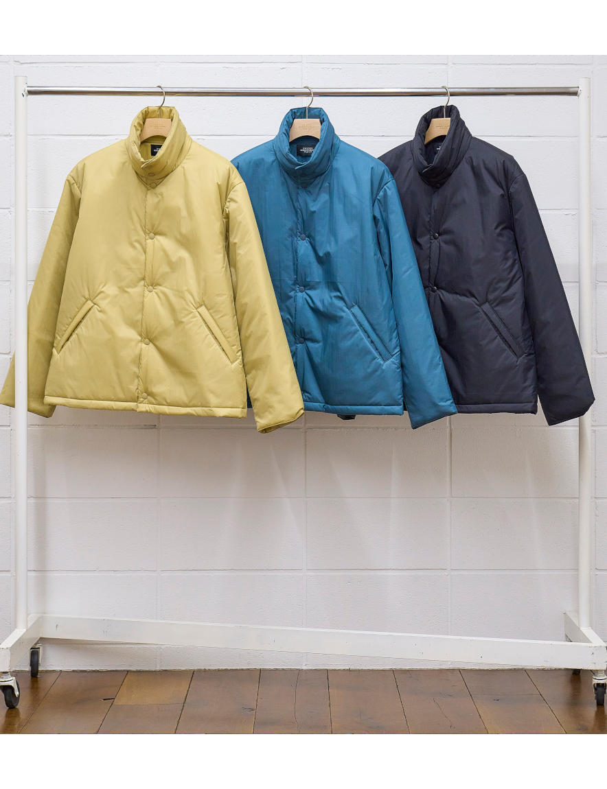 <img class='new_mark_img1' src='https://img.shop-pro.jp/img/new/icons1.gif' style='border:none;display:inline;margin:0px;padding:0px;width:auto;' />UNUSED - Thinsulate jacket