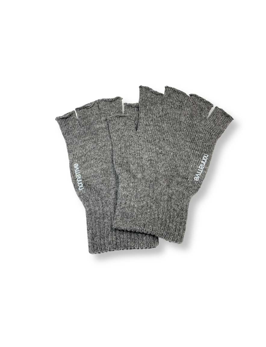 <img class='new_mark_img1' src='https://img.shop-pro.jp/img/new/icons1.gif' style='border:none;display:inline;margin:0px;padding:0px;width:auto;' />nonnative - DWELLER CUT OFF GLOVES WOOL YARN