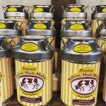 クリームファッジミルク缶