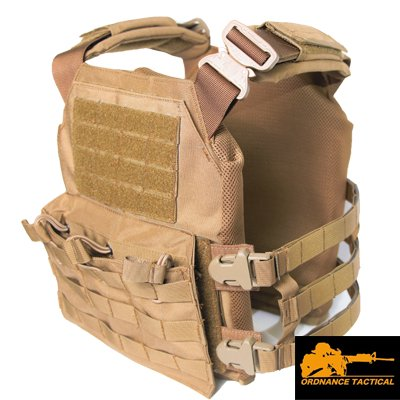 PLATE CARRIER  COBRA TYPE