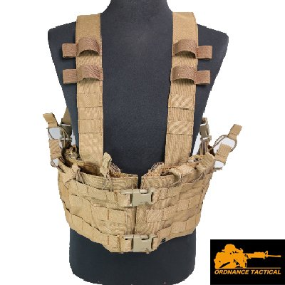 FLONT FASTEX CHEST RIG